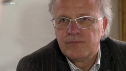 Foto Ruhrkanal: Dirk Glaser im Interview