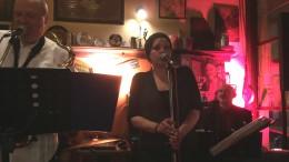 Foto: Kordula Schulte, Jazzpana im Kleinen Café