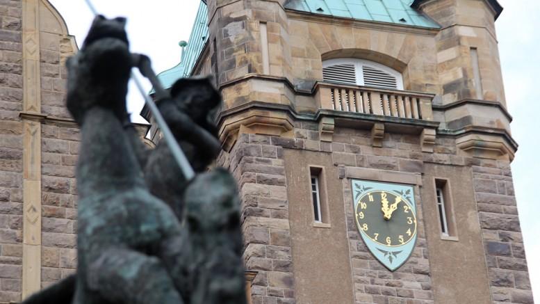 Rathaus Hattingen (Foto: RuhrkanalNEWS)
