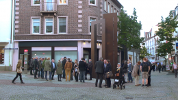 Einweihung des Weiltores (Foto: RuhrkanalNEWS)