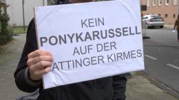 """Demo """"ProPony"""" (Foto: RuhrkanalNEWS)"""