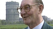 Altbürgermeister Günther Wüllner im Film (Foto: RuhrkanalNEWS)