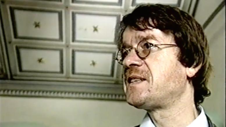 Pfarrer Klaus Sombrowsky (Foto: RuhrkanalNEWS)
