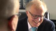 Bürgermeister Dirk Glaser im RuhrkanalNEWS Interview