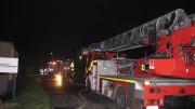 Grossbrand in Hattingen (Foto: Jens Herkströter)