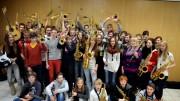 Die Big Concert Band (Foto: Stadt Hattingen / Peter Brand)