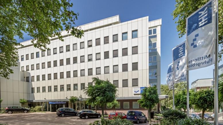 Industrie- und Handelskammer Mittleres Ruhrgebiet in Bochum (Foto: IHK)
