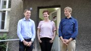 Das Team des Stadtumbau-Büros (Foto: Stadt Hattingen)