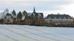 Kloster der Zisterzienser im Bochumer Stadtteil Stiepel (Foto: RuhrkanalNEWS)