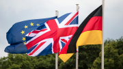 Flaggen Europa Deutschland