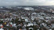Blick über Hattingen im Winter (Foto: RuhrkanalNEWS)