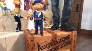 Held unserer Kindheit: Lukas, der Lokomotivführer (Foto: RuhrkanakNEWS)