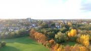 Luftaufnahme Hattingen von oben (Foto: RuhrkanalNEWS)