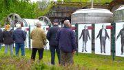 """Ausstellung """"100 Hüttenleben"""" im LWL Industriemuseum Henrichshütte (Foto: RuhrkanalNEWS)"""