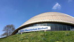 Das Planetarium in Bochum (Foto: RuhrkanalNEWS)
