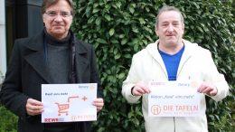 """Rotary Aktion """"Kauf' eins mehr"""" (Foto: hwg Hattingen)"""