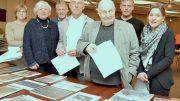 Rosi Wolf-Laberenz, Christiane Nicolai, Dr. Gerd Buhren, Dr. Hans Günter Golinski, Michael Schlieper, Stephan Marienfeld, Sabine Kelm-Schmidt (Foto: UvK/Ennepe-Ruhr-Kreis)