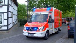 Rettungs-Einsatz in Blankenstein (Foto: RuhrkanalNEWS)