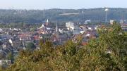 Der Altstadtkern vom Bismarckturm gesehen (Foto: RuhrkanalNEWS)