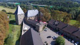Burg Kemnade (Luftaufnahme: RuhrkanalNEWS)