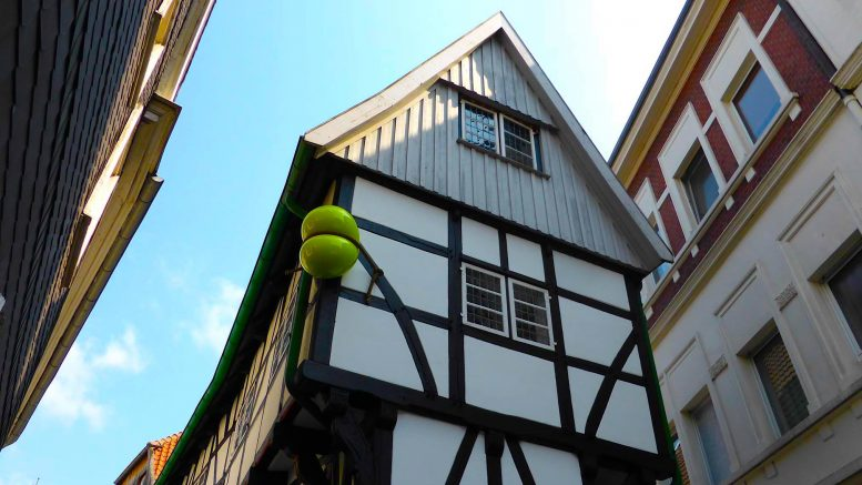Heimatmuseum Bügeleisenhaus (Foto: Lars Friedrich)