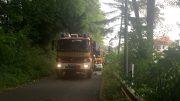 Einsatz im Schulenberger Wald (Foto: FW Jens Herkströter)