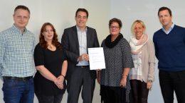 Kooperation von hwg und Diakonie Mark-Ruhr (Foto: hwg)