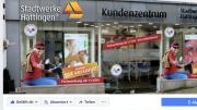 Die Stadtwerke Hattingen auf Facebook