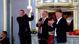Der diesjährige Preisträger des Hattinger Löwen, Stadtarchivar Thomas Weiß (Foto: RuhrkanalNEWS)