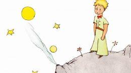Der kleine Prinz im Bochumer Planetarium