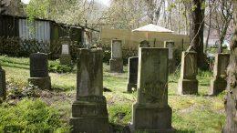 Der jüdische Friedhof in Hattingen (Foto: Jüdische Gemeinschaft Hattingen-Bochum)