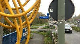 Dank Baustelle ist hier bald gesperrt (Foto: RuhrkanalNEWS)