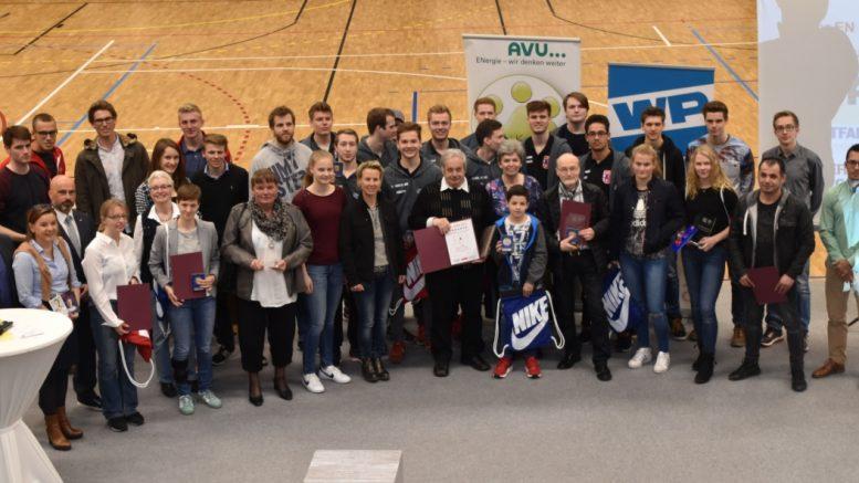 Die EN-Sportler des Jahres 2016 (Foto: Ennepe-Ruhr-Kreis)