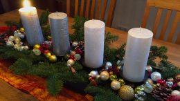 Der 1. Advent (Foto: ruhrkanalNEWS)