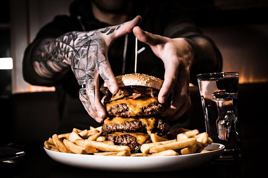 Burger-Challenge (Foto: Stephanie Müller Fotografie)