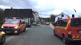 Einsatz im Halweg (Foto: RuhrkanalNEWS)