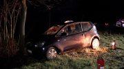 Verkehrsunfall auf der Bredenscheider Straße (Foto: RuhrkanalNEWS)