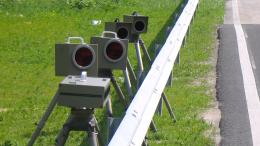 Geschwindigkeitsmessungen Symbolfoto