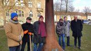 Holger Vockert, Martin Schlenkermann, Thomas Griehsohn-Pflieger, Andrea Nitsch-Westen, Steven Scheiker und Dirk Glaser (Foto: RuhrkanalNEWS)