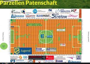 Märkisch Hattingen hat bereits zahlreiche Unterstützer für den Kunstrasenplatz gefunden (Screenshot: RuhrkanalNEWS)