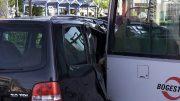 Unfall am Reschop Carré (Foto: RuhrkanalNEWS)