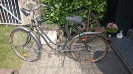 Gebrauchte Fahrräder (Symbolfoto)