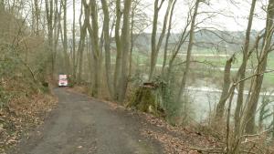 (RuhrkanalNEWS) Schwierige Anfahrt zum Einsatzort