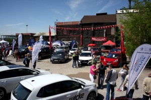 Autoparty 2015_Neuwagen en masse